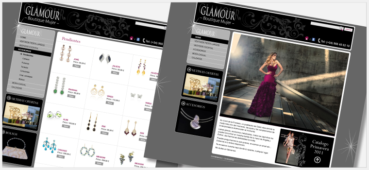 Boutique Glamour