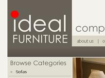 Ideal Furniture - Andalucia Web Solutions Case Study