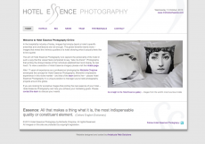 Hotel Essence Photography