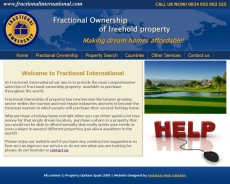 Fractional International