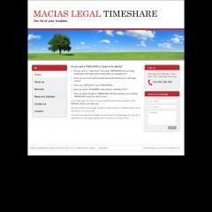 Macias Legal Timeshare