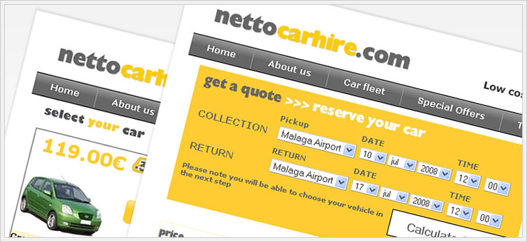 Netto Car Hire