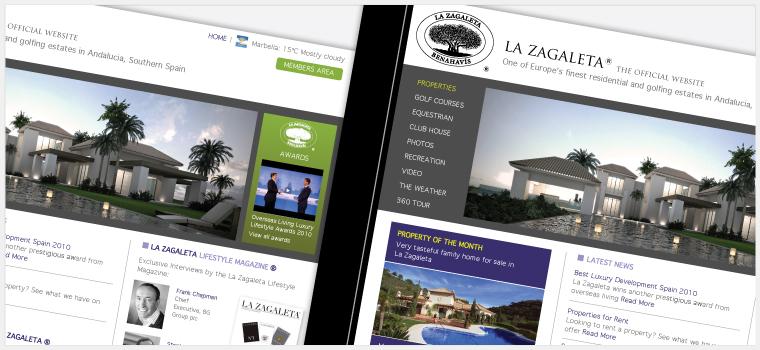 La Zagaleta - Andalucia Web Solutions Case Study